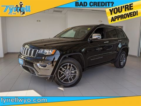 Pre-Owned 2020 Jeep Grand Cherokee Limited 4WD 4D Sport Utility