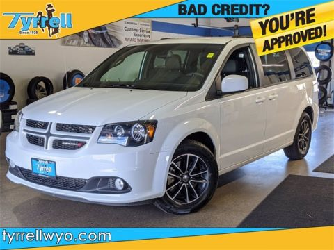 Pre-Owned 2019 Dodge Grand Caravan GT FWD 4D Passenger Van