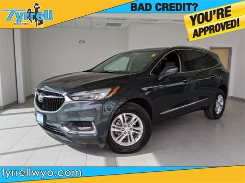 Pre-Owned 2020 Buick Enclave Essence AWD 4D Sport Utility